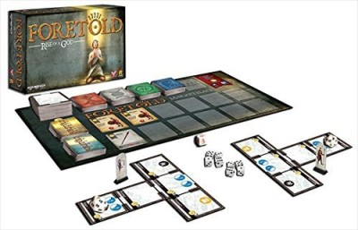 Legion Supplies Foretold Rise Of A God Board Game