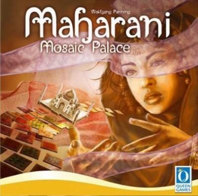 Queen Games Maharani Board Game