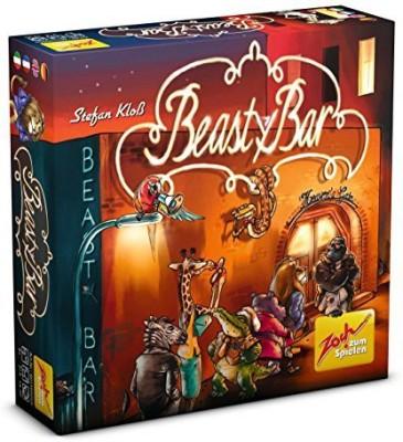Zoch Verlag Beasty Bar Board Game