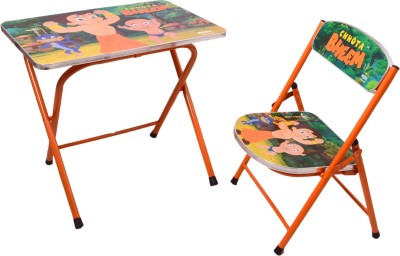 Tabu Chhota Bheem Study Table With Chair Board Game