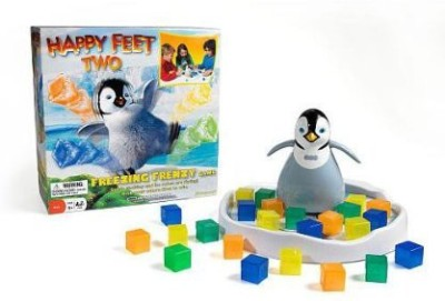 Happy Feet Two Happyfeet Two Freezing Frenzy Board Game