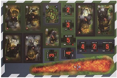 IELLO Heroes Of Normandie Extra Unit Usge Board Game