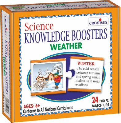 Creative's Knowledge Booster Board Game