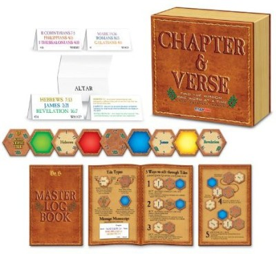 TaliCor Chapter And Verse Board Game