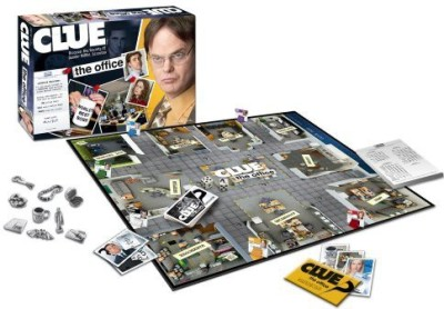 USAopoly Clue The Office Edition Board Game