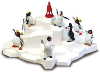 Sababa Toys Sababa Happy Feet Mumble,S Tumble Board Game