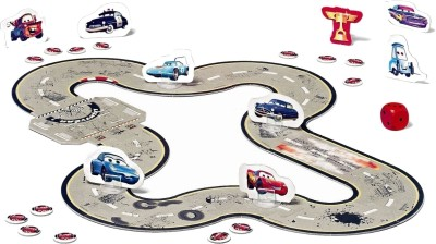 Ravensburger Disney Cars Piston Cup Board Game