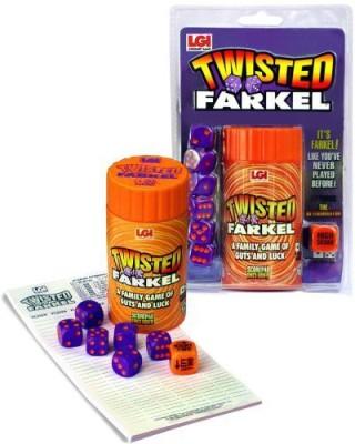 Legendary Games Twisted Farkel Board Game