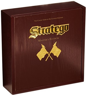 Patch Stratego Master,S Edition Board Game