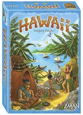 Z-Man Games Hawaii Board Game
