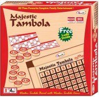 Annie Majestic Tambola Board Game