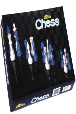 Ekta Chess Jr. Board Game Family Game Board Game