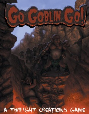 Twilight Creations Go Goblin Go Board Game