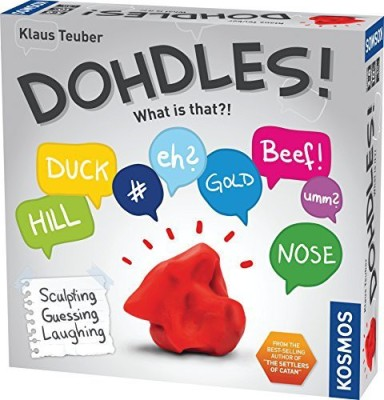 Thames & Kosmos Dohdles What Is That? Board Game