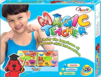 Annie Magic Teacher Learning Game Board Game