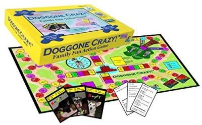 Doggone Crazy! Dgc01 Board Game