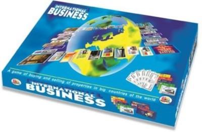SHREE JI ENTERPRISES International Business Board Game
