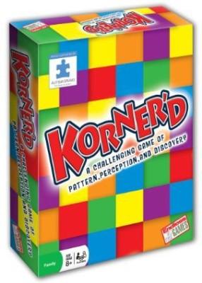 Endless Games Korner,D Board Game