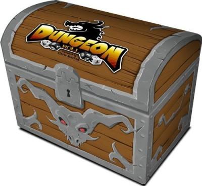 Tasty Minstrel Dungeon Roll Board Game