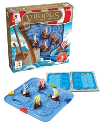 SmartGames Vikings Board Game