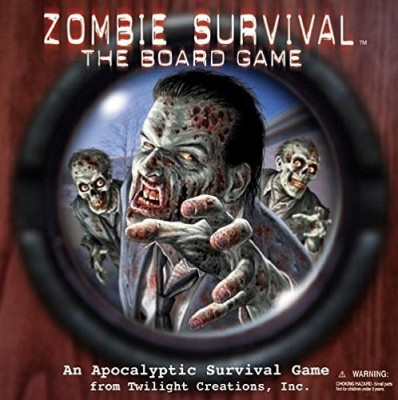 Twilight Creations Zombie Survival Board Game