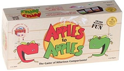 Mattel Apples To Apple Board Game