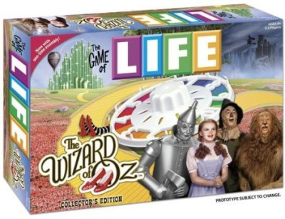 The Wizard of Oz Life Wizard Of Oz Board Game