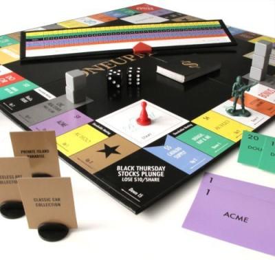 Oneupmanship One358 Board Game