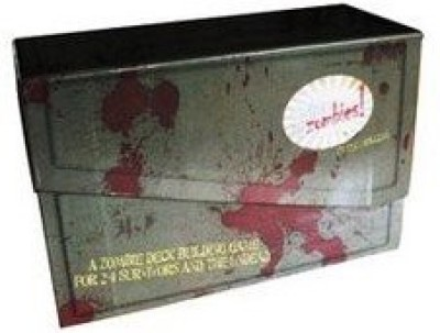 Mayday Games Maydays Eaten Zombies Board Game