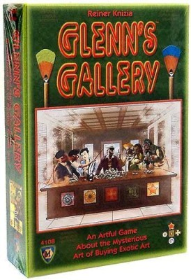 Mayfair Games Glen,S Gallery Board Game