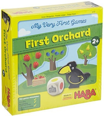 HABA My Very First My First Orchard Board Game