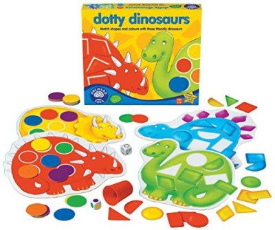 Orchard Toys Dotty Dinosaurs Board Game