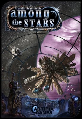 Stronghold Games Among The Stars Board Game