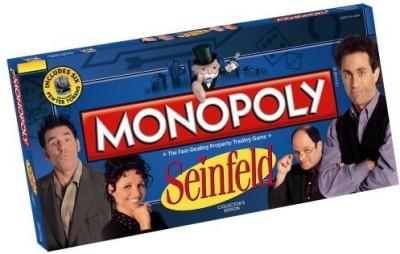 Seinfeld Monopoly Board Game