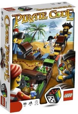 Lego Pirate Code (3840) Board Game