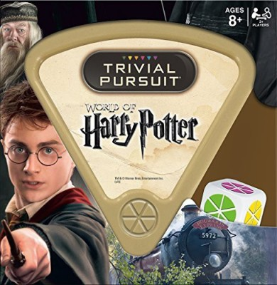 USAopoly Trivial Pursuit World Of Harry Potter Edition Board Game