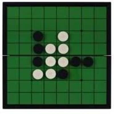 IQ Toys Magnetic Reversi 975,, Board Game