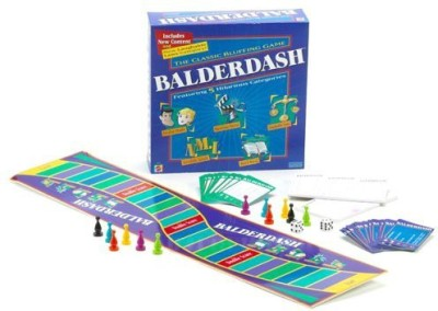 Mattel balderdash Board Game