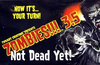 Twilight Creations Zombies 35 Not Dead Yet Board Game