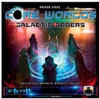 Stronghold Games Core Worlds Galactic Orders Board Game