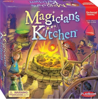 Playroom Entertainment Magician,S Kitchen Board Game