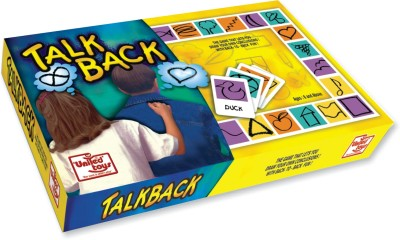 United Toys Talk Back Board Game