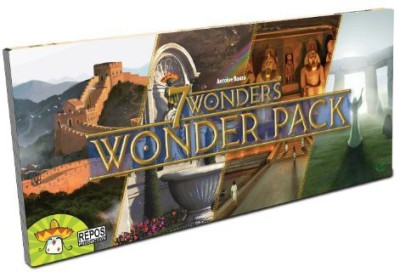 Asmodee 7 Wonders Wonder Pack Board Game