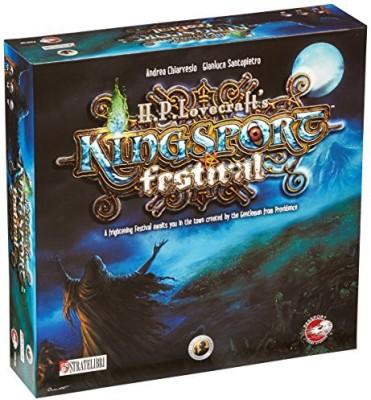 Passport Game Studios Kingsport Festival Board Game