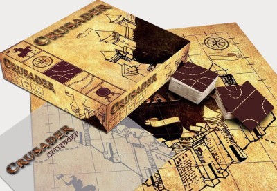 EduToys Crusader - Board Game Board Game
