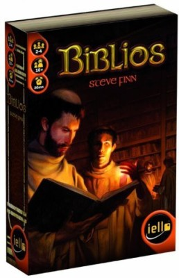 IELLO Biblios Board Game