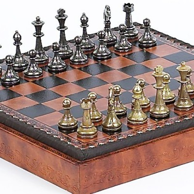 Bello Games New York, Inc. Stefano Jrchessmen And Marcello Cabinet/ From Italy Board Game