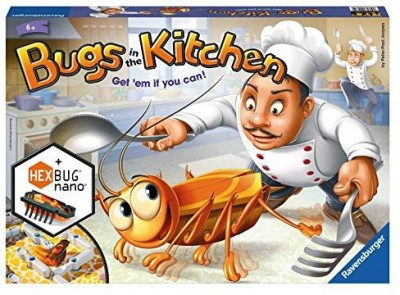 Ravensburger Bugs In The Kitchen Children,S Board Game