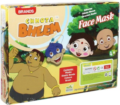 Brands Chhota Bheem Face Mask Board Game