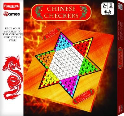 Funskool Chinese Checkers Board Game
